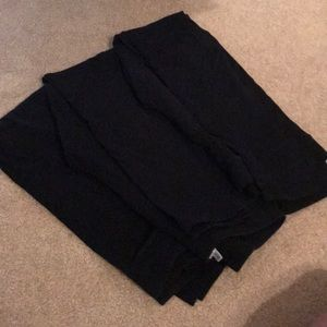 Pants - Forever 21 black leggings (4 pairs)